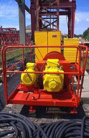 Hoisting machinery